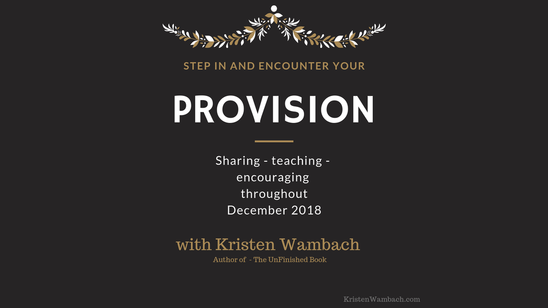 Step & Encounter your Provision
